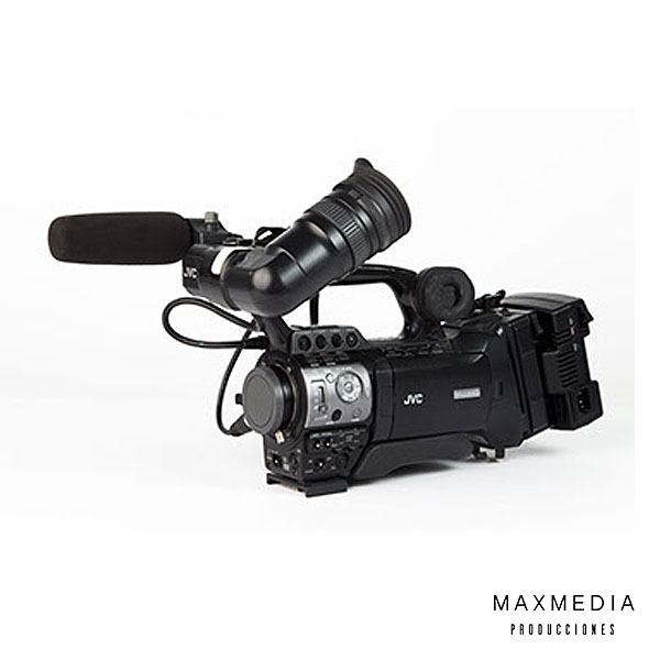 CámaraJVCProHDGY-HM790U para alquilar bogotá colombia - maxmedia