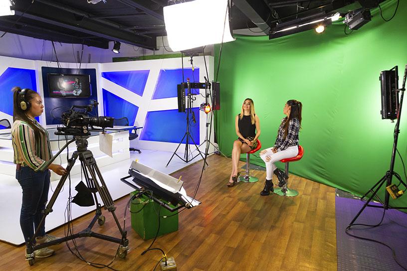 Instalaciones productora MaxMedia 1