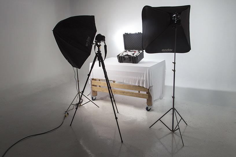 Instalaciones productora MaxMedia 2