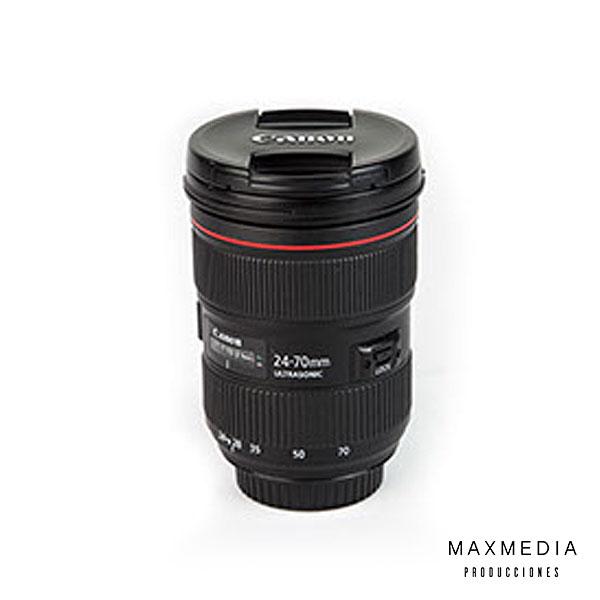 Lente Canon EF 24-70mm f_2.8L II USM Alquiler Bogotá - MaxMedia