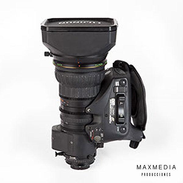 Lente Fujinon XA17x7.6BERM-M58B alquilar bogotá - MaxMedia