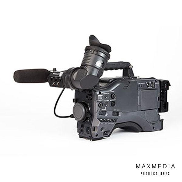 Panasonic AG-HPX500 alquiler en Bogotá - MaxMedia