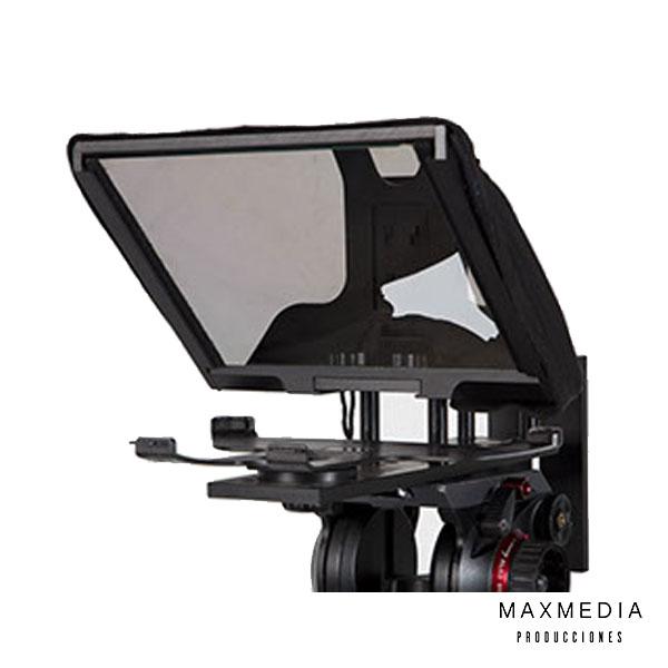 Tele Prompter alquiler Bogotá - MaxMedia